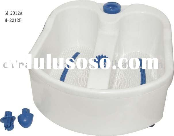 M-2012B  Heated Bubble foot bath massager