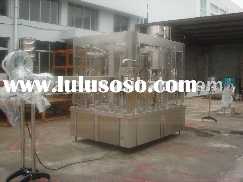 PET Bottle Automatic Washing Filling and Capping Machine