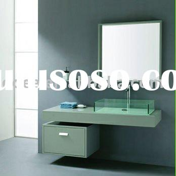 Solid Wood Bathroom furniture