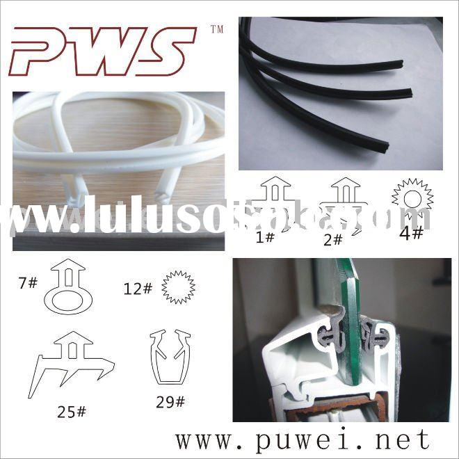 Window Door Gasket Seal / Rubber, PVC, EPDM