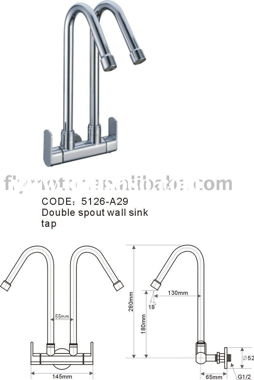 basin faucet/water tap/wash basin faucet/water saving water mixer
