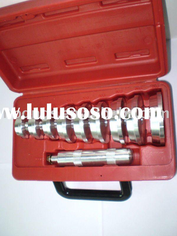 bearing race and seal driver set of auto repair tool