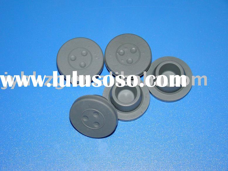 butyl rubber stoppers for infusion bottles