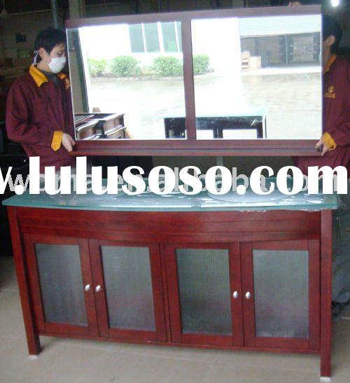 double sink bathroom vanity ,hot sale in USA