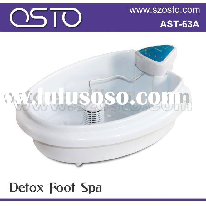 foot massager foot bath by ionizer