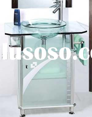 glass basin Vanity GBY3005