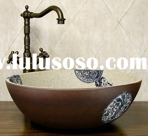 hand made ceramic wash basin