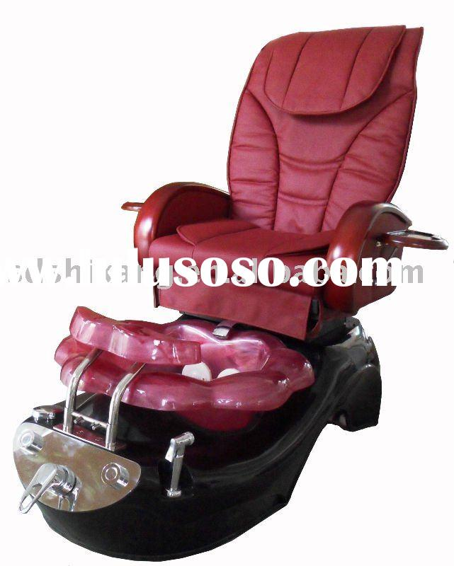 pedicure chair with beauty newest basin