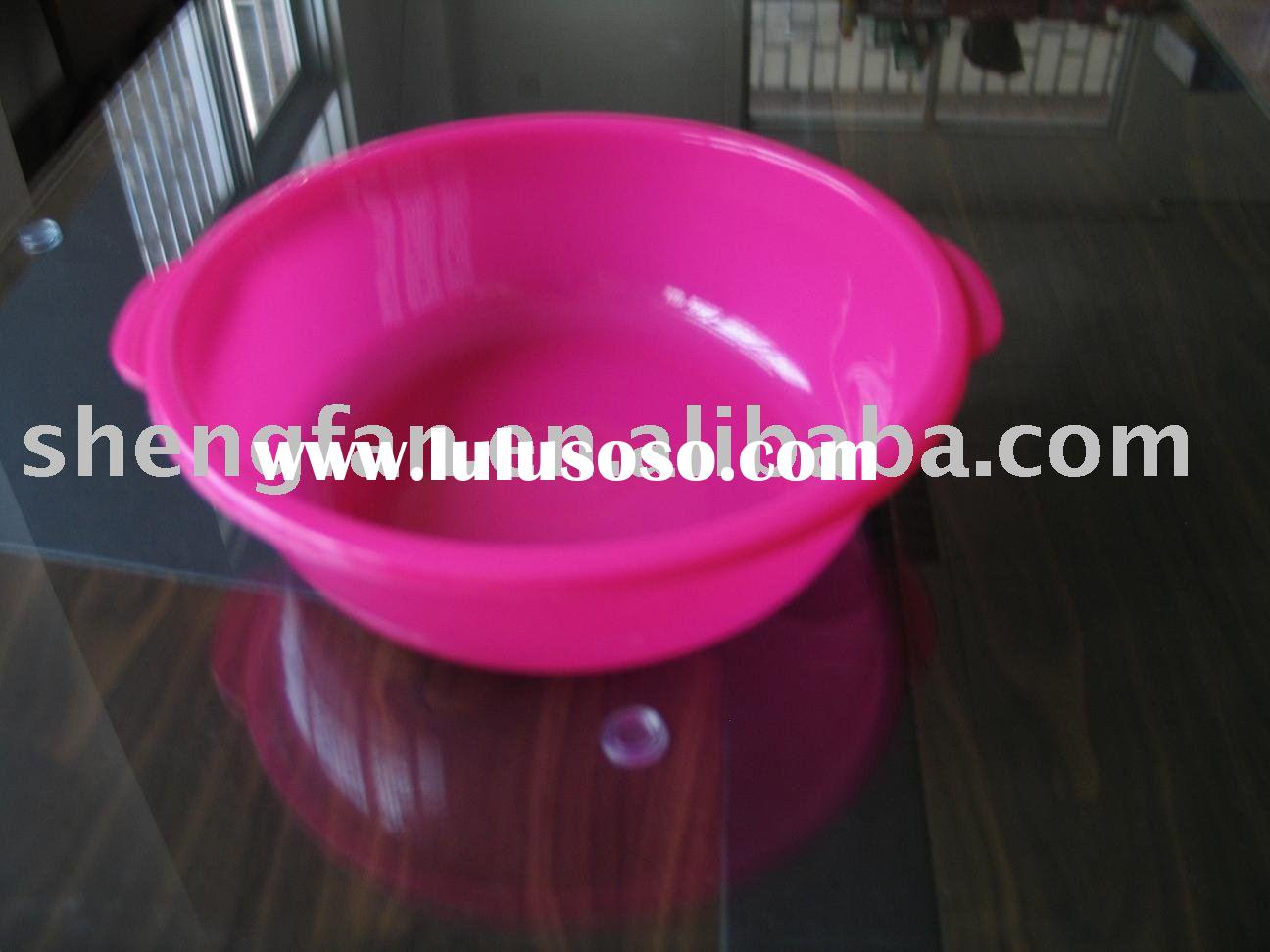 plastic basin with handle 821A