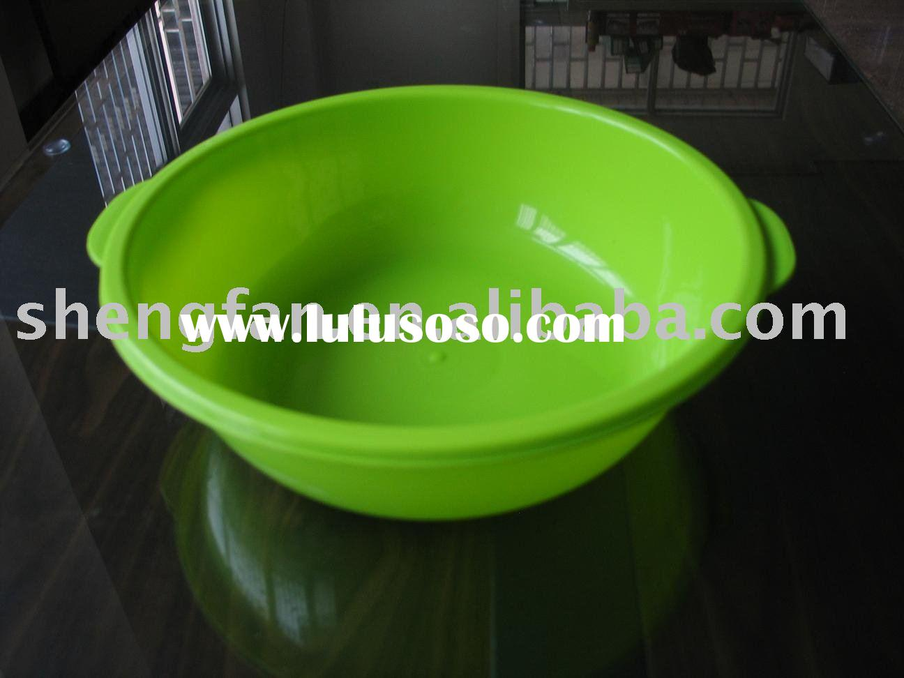 plastic wash basin with handle /5L 822A