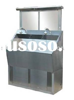 stainless steel commercially wash basin