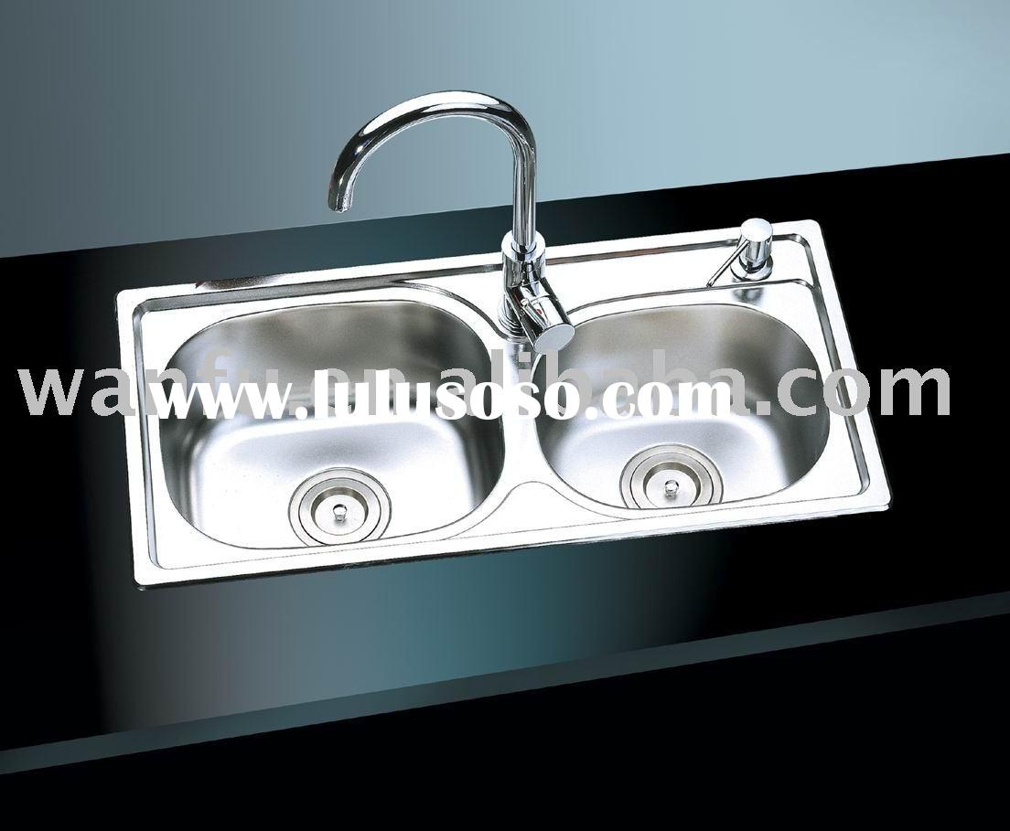 stainless steel sink/kitchen sink /kitchen basin
