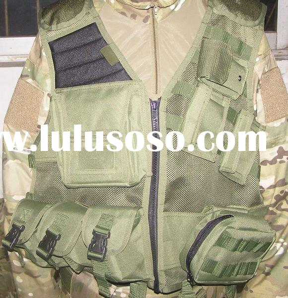 tactical paintball vest V26