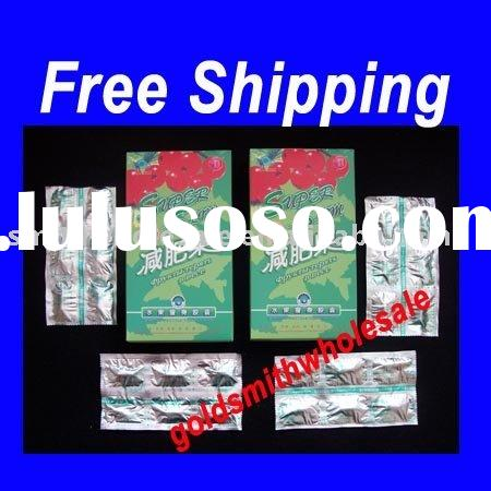 2000 boxes Super Slim Pomegranate lost weight loss pills capsules capsule wholesale Free shipping