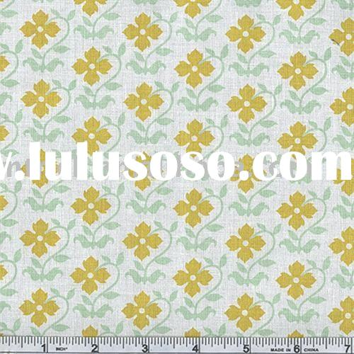 2009 new design cotton printed dress fabric,shirt fabric, fashion fabric