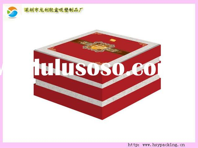 2011 new design paper pizza packaging box