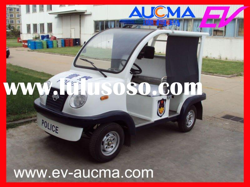5 Seats Electric Patrol Vehicle