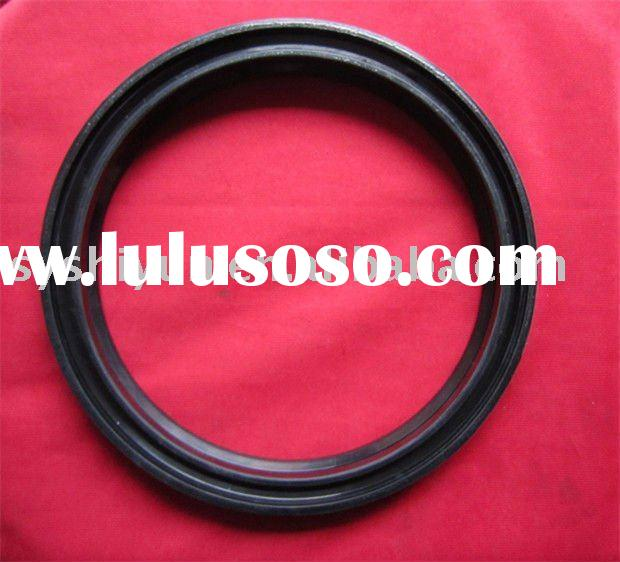 Balance shaft oil seal in rubber