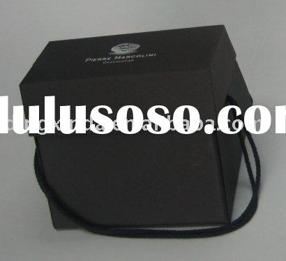 Chocolate Paper Gift Boxes / Chocolate Packaging Boxes