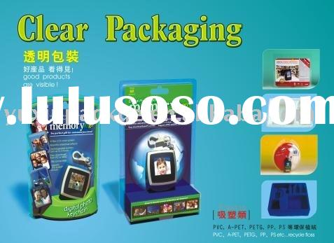 Clear Plastic Packing