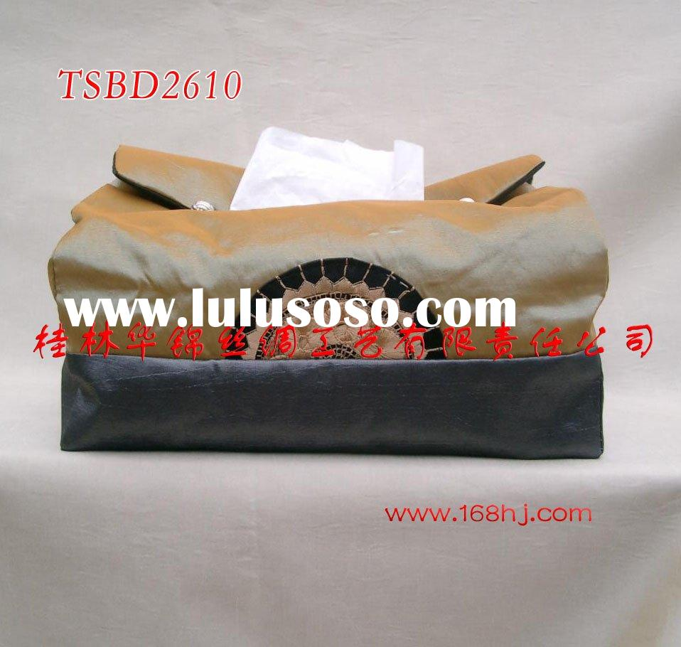 Handicraft Tissue Box, Tissue Box, Decorative Tissue Box