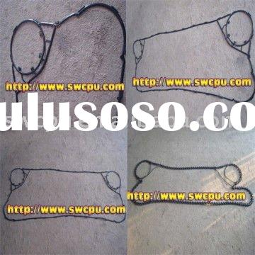 High quality Silicone Rubber PHE gasket