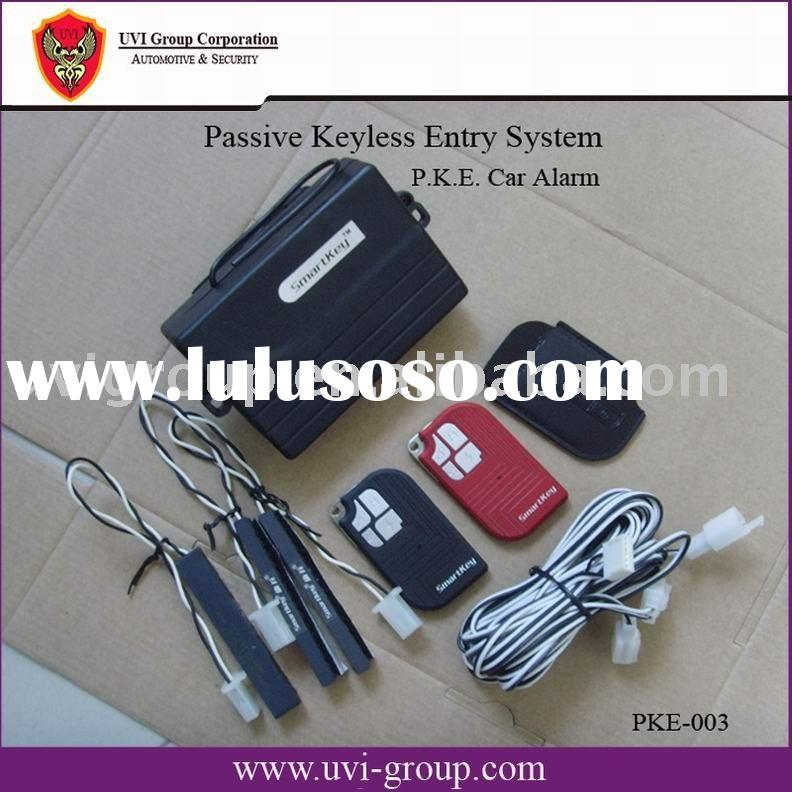 PKE Car Alarm, Keyless Entry with owner identification technology (PKE-003)