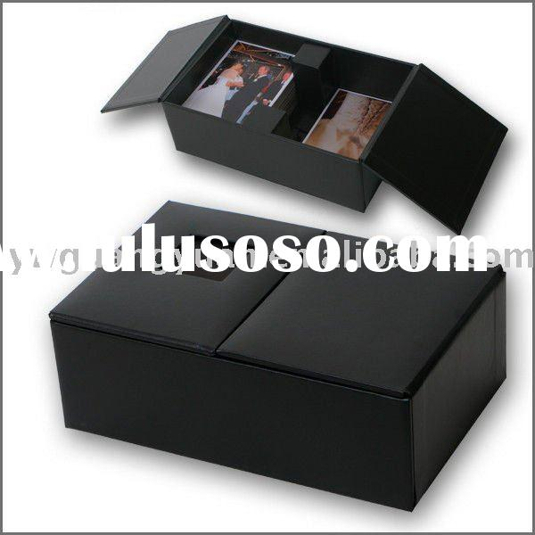Photo proof boxes
