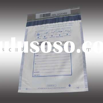 Plastic Packaging Security Tamper Evident Election Bags