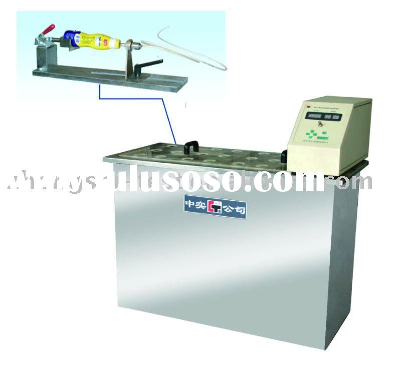 Plastic Packing Container Seal Performance Testing Machine