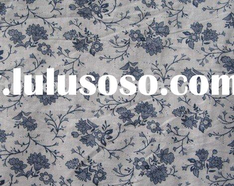 cotton printed fabric/dress fabric/cotton fabric