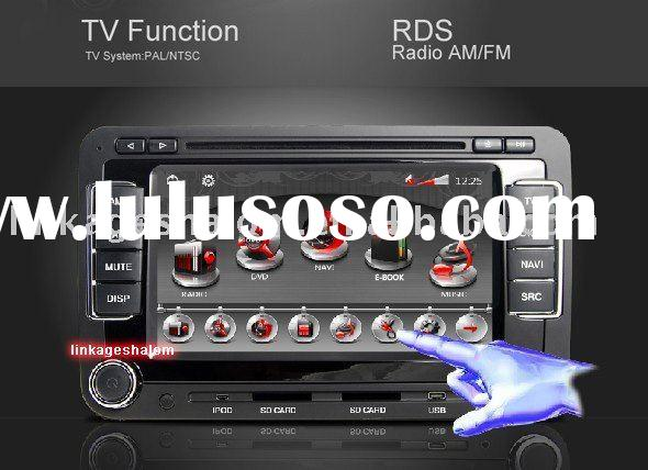 enterprise car for VW with gps and dvd