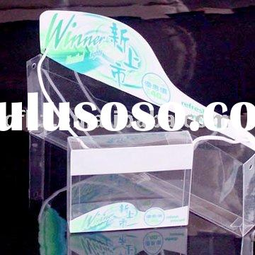gift box clear lid