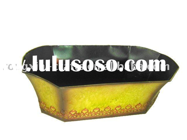 metal decorative packing box