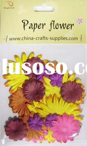 origami flower paper for scrapbook