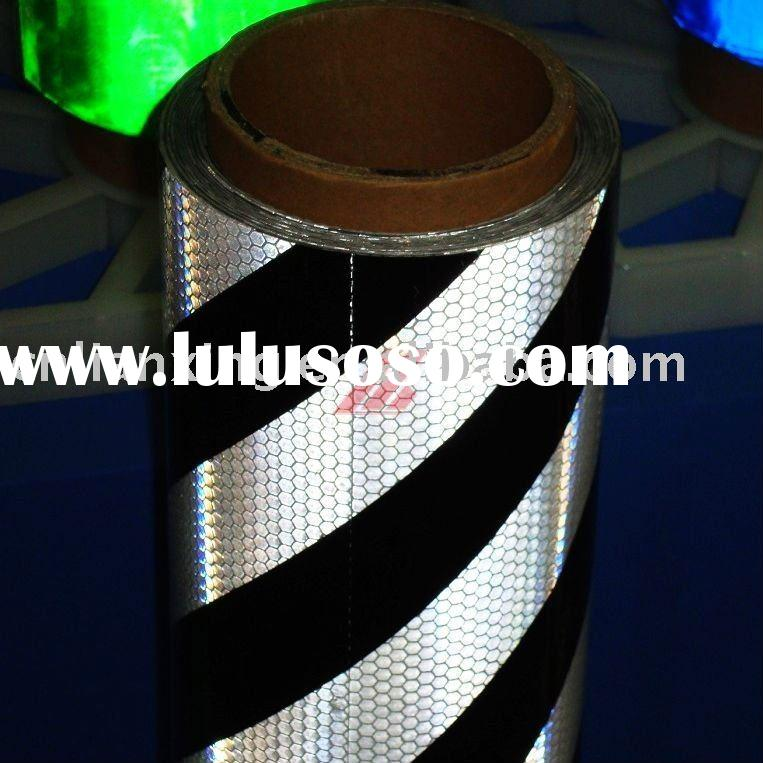 reflective screen printing material
