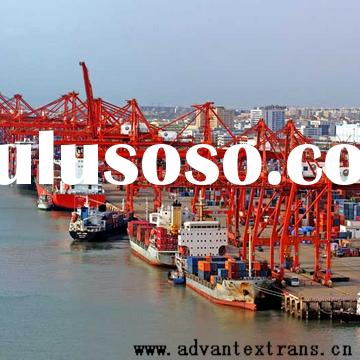shipping service from Shanghai