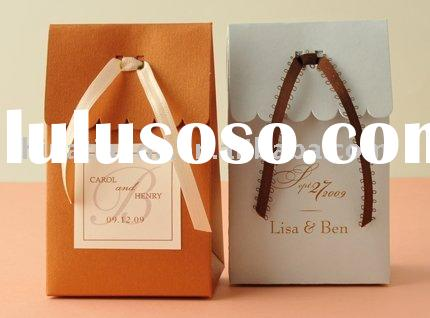small candy paper bag