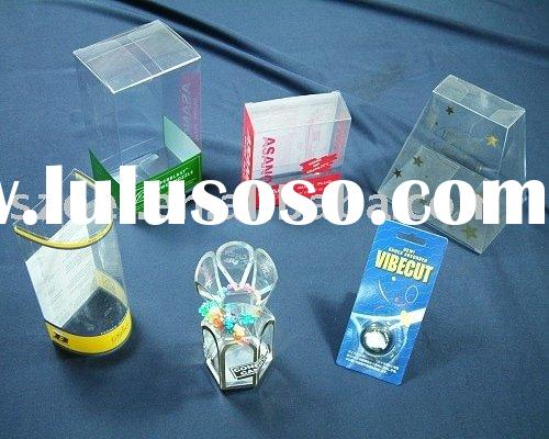 small plastic boxes, custom clear boxes ,clear folding boxes