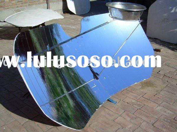 solar cooker with high power