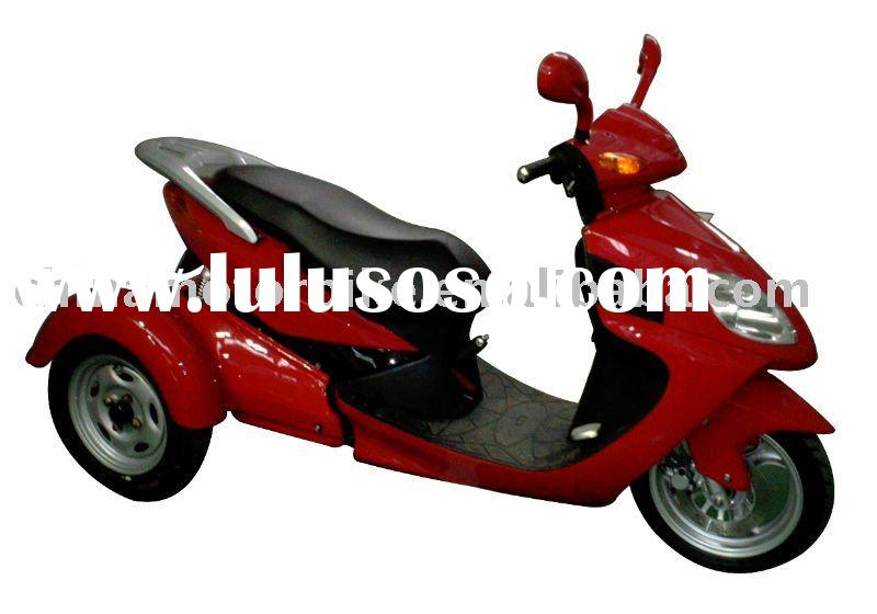 125cc-150cc trike scooter/three wheel gasoline scooter with EEC
