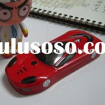 2011 New Arrival Racing Car Dual sim mobile phone