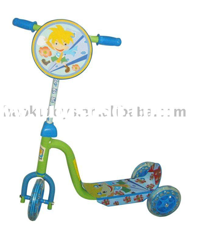3 wheels foot scooter for your kids outdoor sports