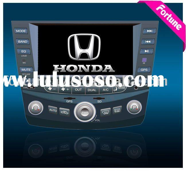 "7"" 2 din car dvd player for Honda Accord 2007"
