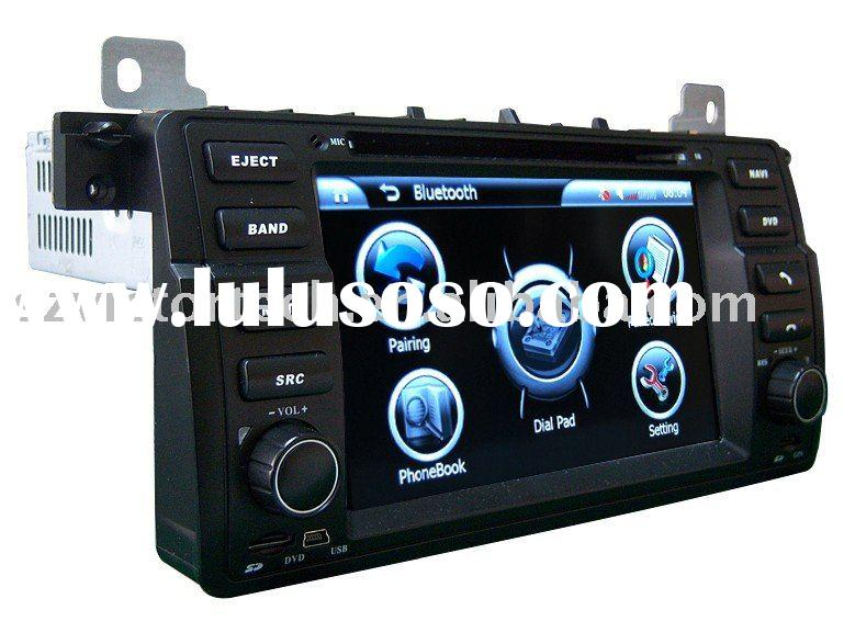 "7"" in dash auto DVD player"