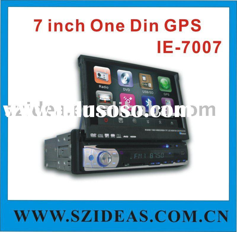 7 inch Portable Car DVD Player IE-7007