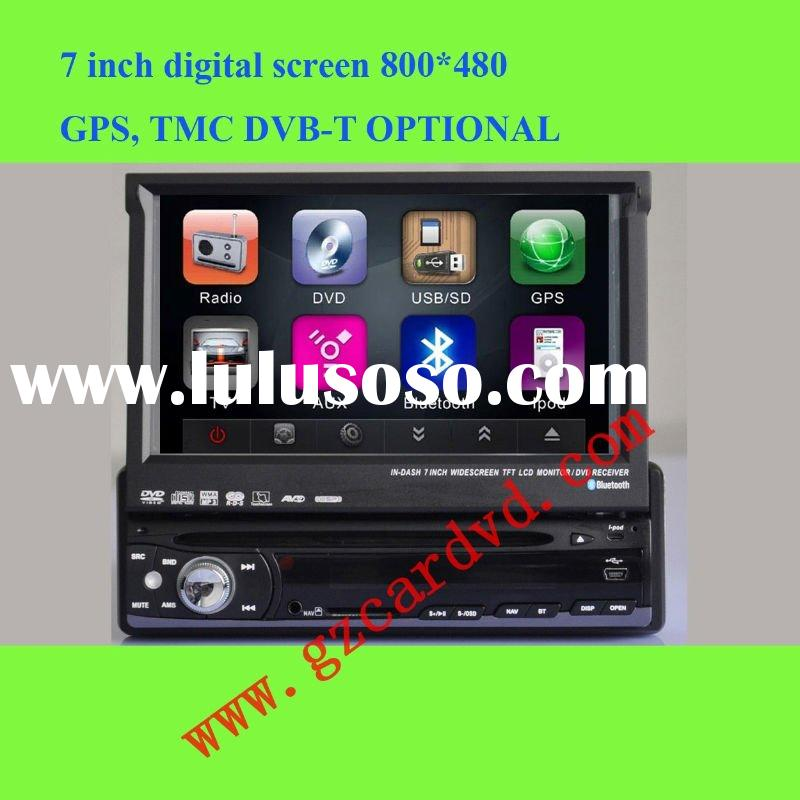 7 pioneer in dash car dvd player 800*480 digital WS-8007