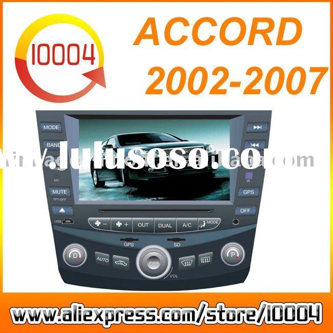 8 inch Overhead Car DVD Player with GPS for Honda Accord 02/03/04/05/06/07