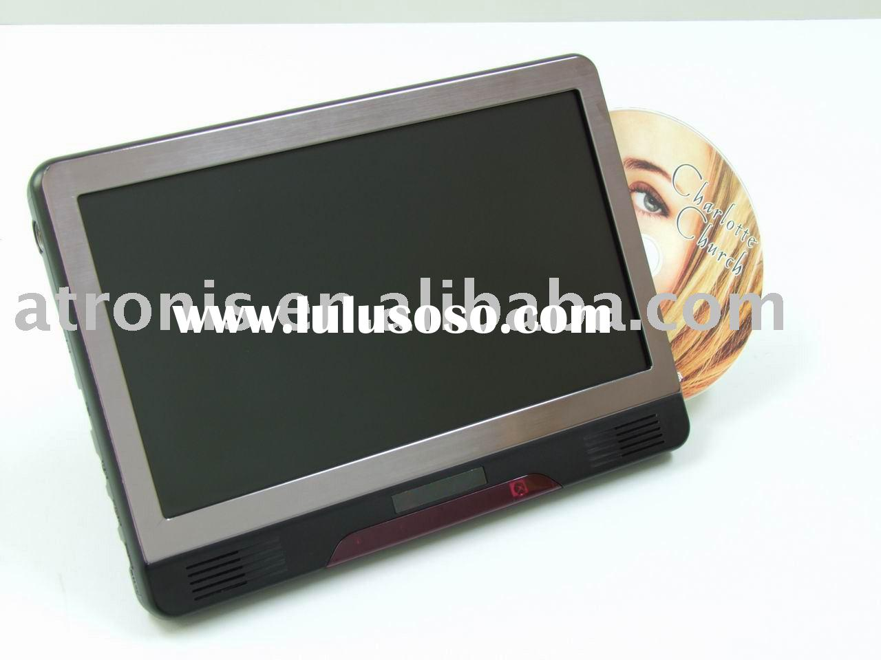 "9"" Dual Screen Car DVD"