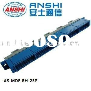 ANSHI 25Pairs Main Distribution Frame test connection Block